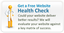 Get a Free Website Health Check