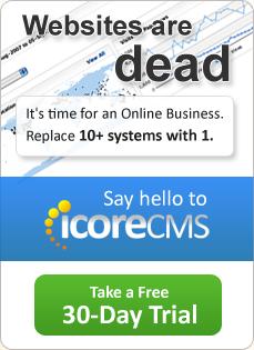 iCore CMS