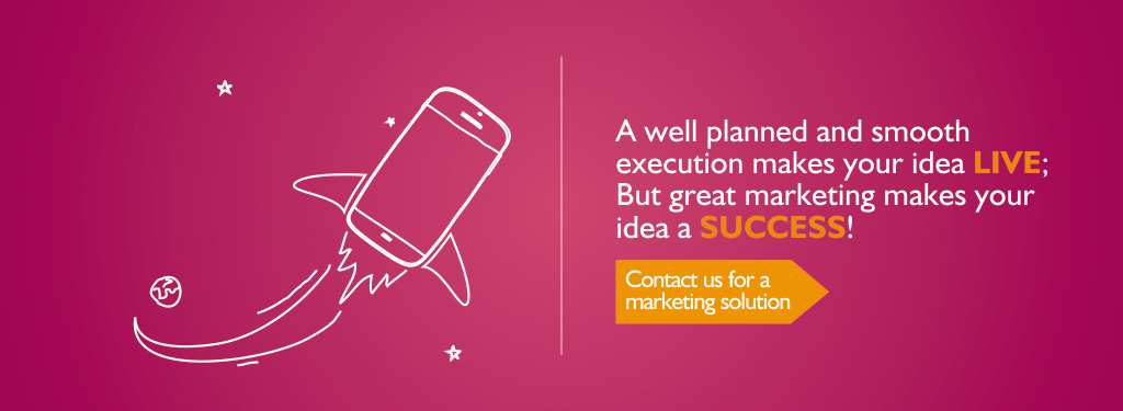 Contact Us For a Marketing Solution