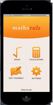 Mathsrulz App
